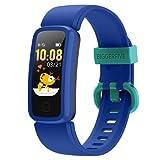 BIGGERFIVE Vigor Orologio Fitness Tracker Bambino Bambina Donna, Contapassi Smartwatch con...