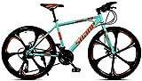 WJH 26 Pollici per Adulti Mountain Bike, Una variabile Ruota off-Road velocità Uomini e Donne...