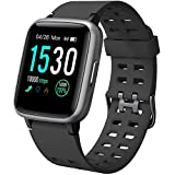 YAMAY Smartwatch Orologio Fitness Uomo Donna Impermeabile IP68 Smart Watch Cardiofrequenzimetro da...