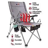 POP Design The Hot Seat, Sedia Portatile riscaldata USB, Batteria Non Inclusa