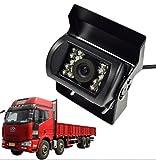 Cocar Camion Telecamera Retromarcia Impermeabile Visione Notturna Robusto Infrarossi CCD HD CCTV per...