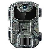 Fotocamera Caccia 20MP 1080P Fototrappola Infrarossi Invisibili Movimento Attivato 0. 3S a SCatto...