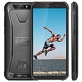 Rugged Smartphone, Blackview BV5500 Outdoor Smartphone, Dual Sim da 4400mAh, 16GB + 2GB, 32GB...