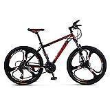 YGRSJ 26'Wheel Mountain Bike 24 velocità, Cruiser Bicycle Beach Ride Travel Sport...