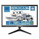 19 Pollici (48cm) 12V / 240V HD+ LED Digitale TV DVB-T/T2 (Visione gratuita) HDMI VGA USB PVR &...