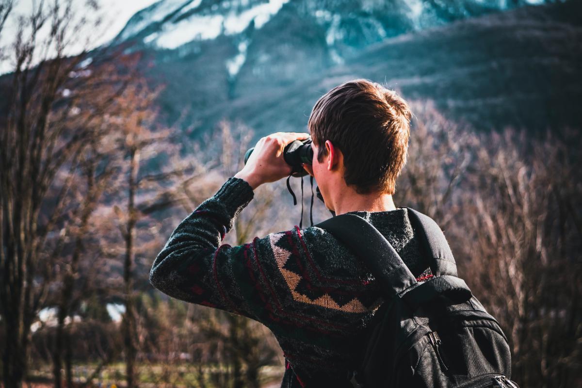 binocolo zeiss per trekking ed escursioni