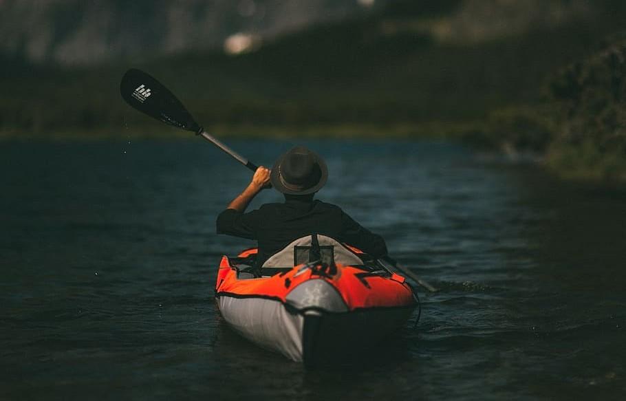 canoa gonfiabile