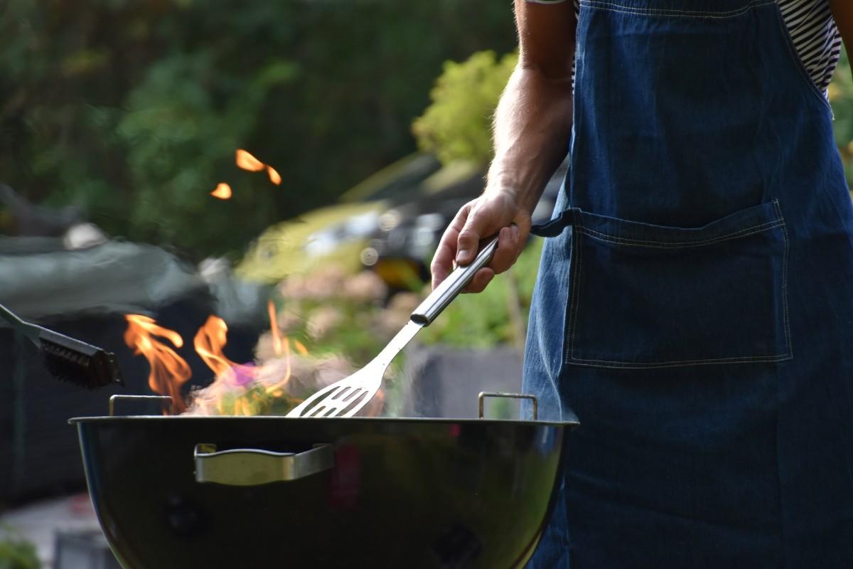 cucina da campeggio