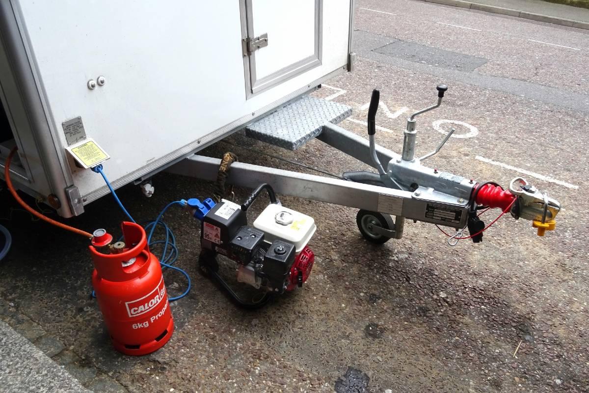 generatore per camper