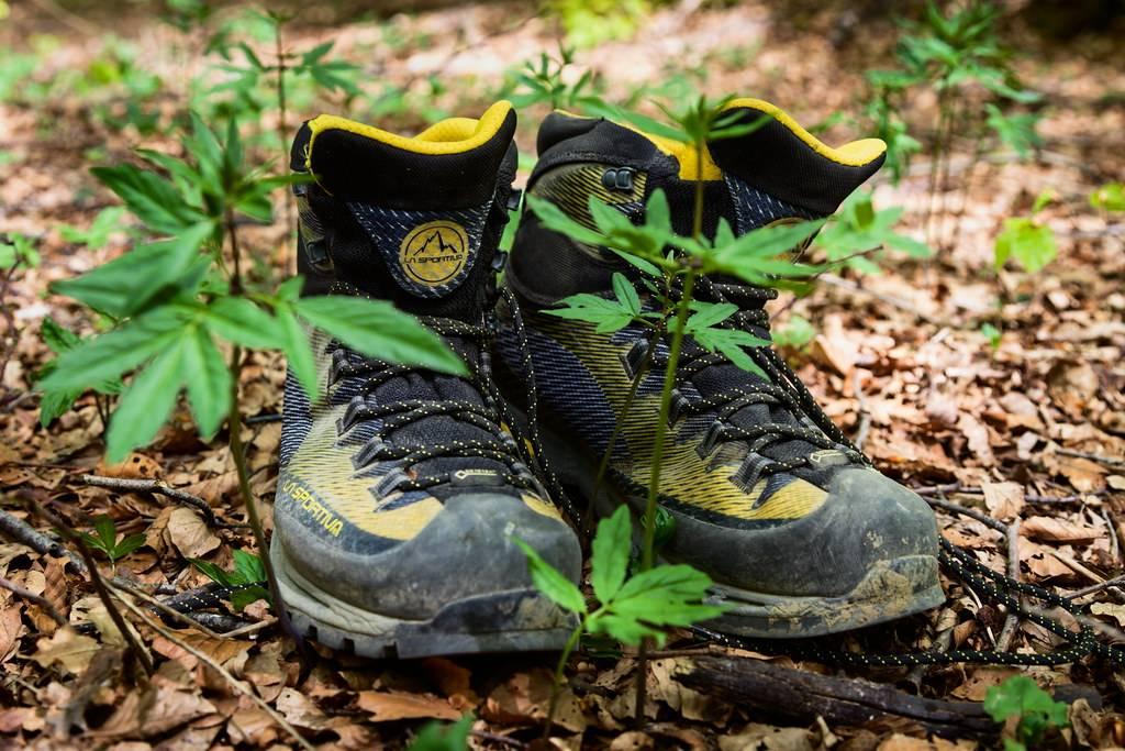 scarponcini la sportiva trekking