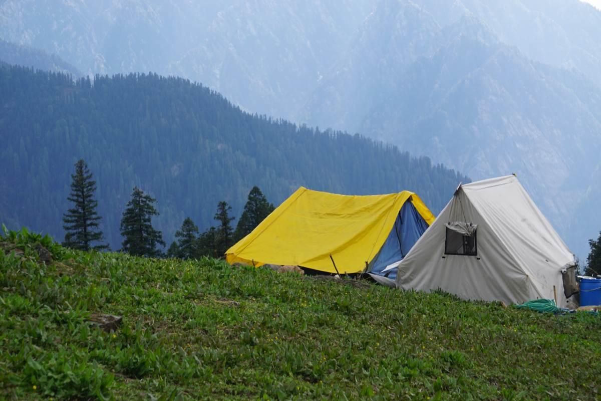 tende canadesi camping