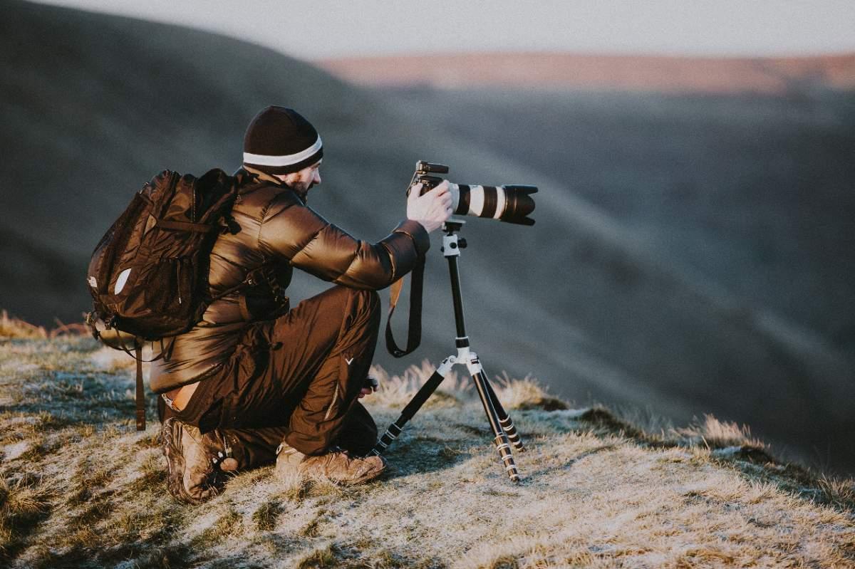 zainetto per fotografo